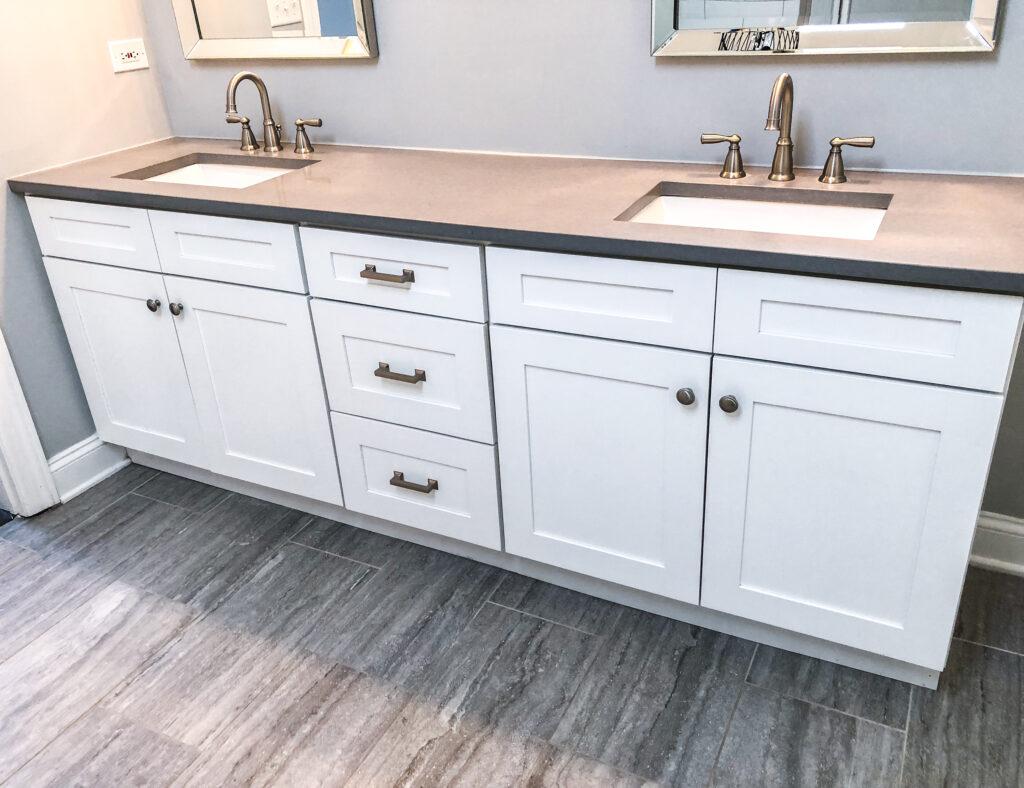 bathroom cabinet refinishing victoria